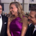 Golden Globes 2013: Michael J. Fox&#8217;s Advice For His Son As Mr. Golden Globe