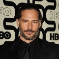 Joe Manganiello attends the HBO after party at the 70th annual Golden Globe Awards at Circa 55 restaurant at the Beverly Hilton Hotel on January 13, 2013