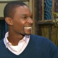 Chris Bosh Gets Superstitious On Disney's Jessie
