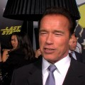 Arnold Schwarzenegger's The Last Stand Hollywood Premiere