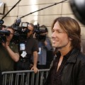 Keith Urban arrives at the New York auditions of 'American Idol,' Season 12