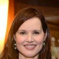 Geena Davis attends the Advancing Women Executives (AWE) afternoon tea with guest speakers Geena Davis and Nina Tassler at Beverly Hills Hotel on November 15, 2012