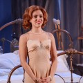 Scarlett Johansson attends the curtain call for the &#8216;Cat On A Hot Tin Roof&#8217; opening night at Richard Rodgers Theatre on January 17, 2013 in New York City