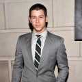Nick Jonas attends the &#8216;Cat On A Hot Tin Roof&#8217; Opening Night at Richard Rodgers Theatre on January 17, 2013 in New York City
