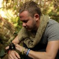 Dominic Monaghan films 'Wild Things with Dominic Monaghan' for BBC America