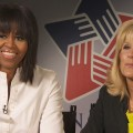Michelle Obama's George Clooney 'Conspiracy' Theory