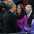 Breaking Down The Obama Family's 2013 Inauguration Style