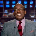 Al Roker appears on Access Hollywood Live on January 22, 2013