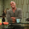 Mehcad Brooks stops by Access Hollywood Live on January 23, 2013