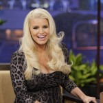 Jessica Simpson appears on &#8216;The Tonight Show&#8217; on January 15, 2013