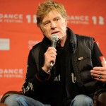 Sundance Institute President and Founder Robert Redford speaks at the opening day press conference held at the Egyptian Theatre during the 2012 Sundance Film Festival on January 19, 2012 in Park City, Utah