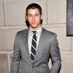 Nick Jonas attends the 'Cat On A Hot Tin Roof' Opening Night at Richard Rodgers Theatre on January 17, 2013 in New York City