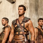 Agron (Dan Feuerriegel) in 'Spartacus: War of the Damned'