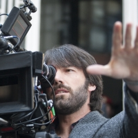 Ben Affleck seen directing a scene from 'Argo'