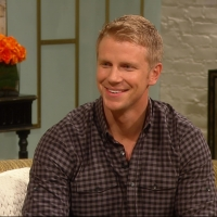 'Bachelor' Sean Lowe stops by Access Hollywood Live on January 10, 2013