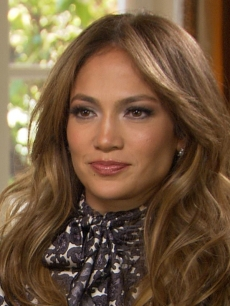 Jennifer Lopez speaks about 'Parker' with Access Hollywood, January 15, 2013