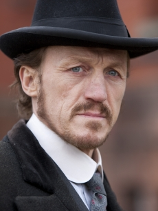 Jerome Flynn in 'Ripper Street' on BBC America