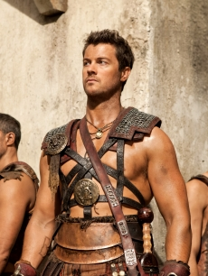 Agron (Dan Feuerriegel) in &#8216;Spartacus: War of the Damned&#8217;
