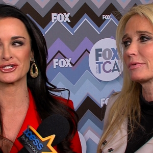Kyle & Kim Richards Dive Into Dangerous Waters