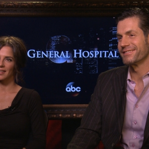 Kelly Monaco & Frank Valentini Talk Genie Francis Returning To General Hospital