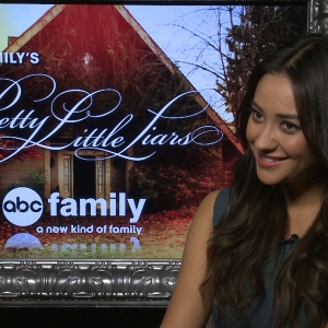 Shay Mitchell: The Second Half Of Pretty Little Liars Season 3 Has 'A Lot Going On'