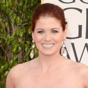 Golden Globes 2013: Debra Messing - I'm Going To Sing In Smash Season 2!
