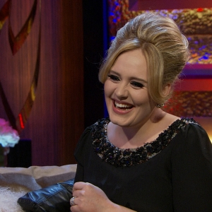 2013 Golden Globes Backstage: Adele 'So Surprised' About Her Win