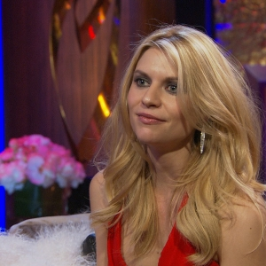 Golden Globes 2013 Backstage: Claire Danes On Meeting President Bill Clinton - 'There's Fairy Dust Around Him!'