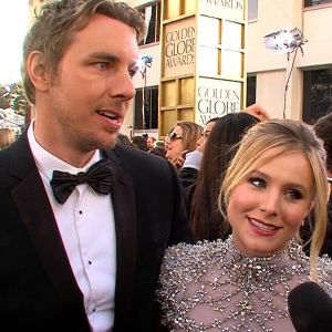 Golden Globes 2013: Are Dax Shepard & Kristen Bell Ready To Be Parents?