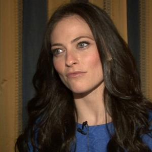 Lara Pulver Dishes On Sherlock&#8217;s Benedict Cumberbatch