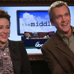 Patricia Heaton & Neil Flynn All About The Laughs In The Middle