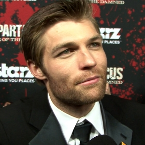 Liam McIntyre&#8217;s Spartacus: War Of The Damned Premiere