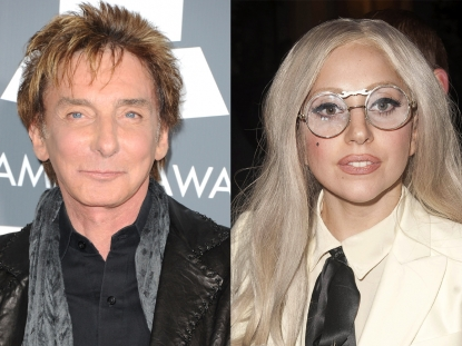 Barry Manilow, Lady Gaga