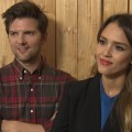 Sundance 2013: Jessica Alba & Adam Scott Talk New Divorce Comedy A.C.O.D.