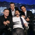 Matt Damon exacted his revenge following a decade of torture by hijacking Kimmel's late night show and renaming it 'Jimmy Kimmel Sucks,' on January 23, 2013