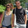 Marisa Tomei and Logan Marshall Green sighting on August 21, 2009 in New York City