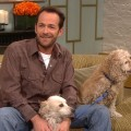 Luke Perry Urges All Animal Lovers To Adopt