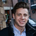 Jef Holm walks in Park City on January 20, 2013 in Park City, Utah