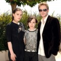 Anna Paquin, Ellen Page and Shawn Ashmore at the Palais des Festival Terrace in Cannes, France on May 22, 2006