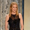 Nicole Kidman speaks onstage during the 19th Annual Screen Actors Guild Awards held at The Shrine Auditorium on January 27, 2013 (Photo by Getty Images)
