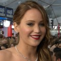 SAG Awards 2013: Jennifer Lawrence Fights The Flu