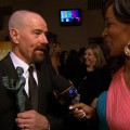 SAG Awards 2013: Bryan Cranston&#8217;s &#8216;Overwhelming&#8217; Night