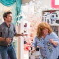 Jason Bateman as Sandy and Melissa McCarthy as Sandy in 'Identity Thief'