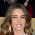 Sofia Vergara arrives at the 19th Annual Screen Actors Guild Awards held at The Shrine Auditorium on January 27, 2013 in Los Angeles, California