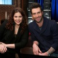 Hillary Scott and Adam Levine, 'The Voice'