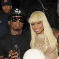Lil Wayne and Nicki Minaj attend TAO Nightclub at the Venetian on December 9, 2010 in Las Vegas (Getty Images)