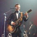 Justin Timberlake performs at DIRECTV Super Saturday Night Featuring Special Guest Justin Timberlake & Co-Hosted By Mark Cuban's AXS TV in New Orleans on February 2, 2013 (Getty Images)