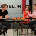 Sean Lowe visits Access Hollywood Live, February 5, 2013