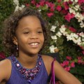 Oscar Luncheon 2013: Quvenzhané Wallis Excited To Meet Denzel Washington