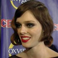 Coco Rocha Dishes On The Face